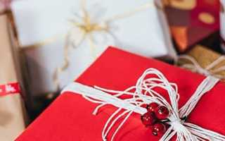 Подарки клиентам бухгалтерский и налоговый учет