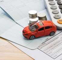 Срок платежа транспортного налога