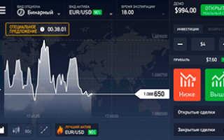 Надежные торговые платформы бинарные опционы
