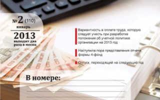 Инвентаризация расчетов по оплате труда образец