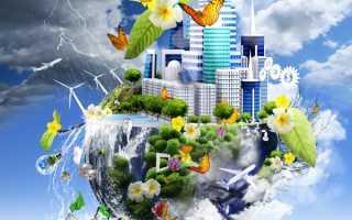 Расчет экологических налогов
