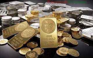 Рынок драгоценных металлов это