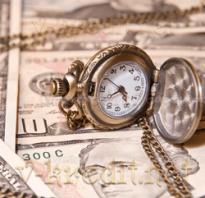 К долгосрочным кредитам относятся